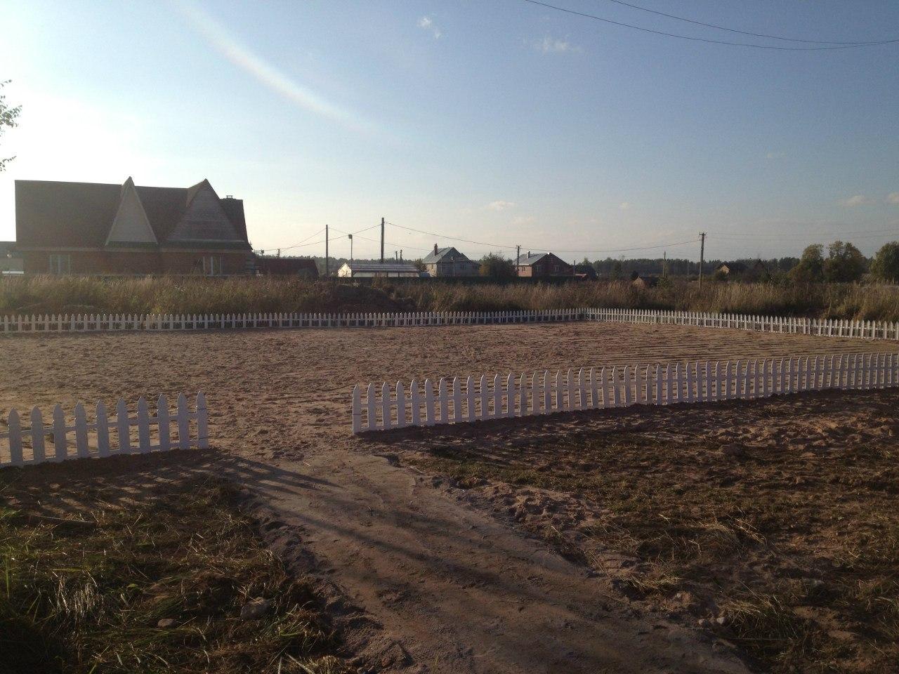 Площадка в Трубниковом Бору
